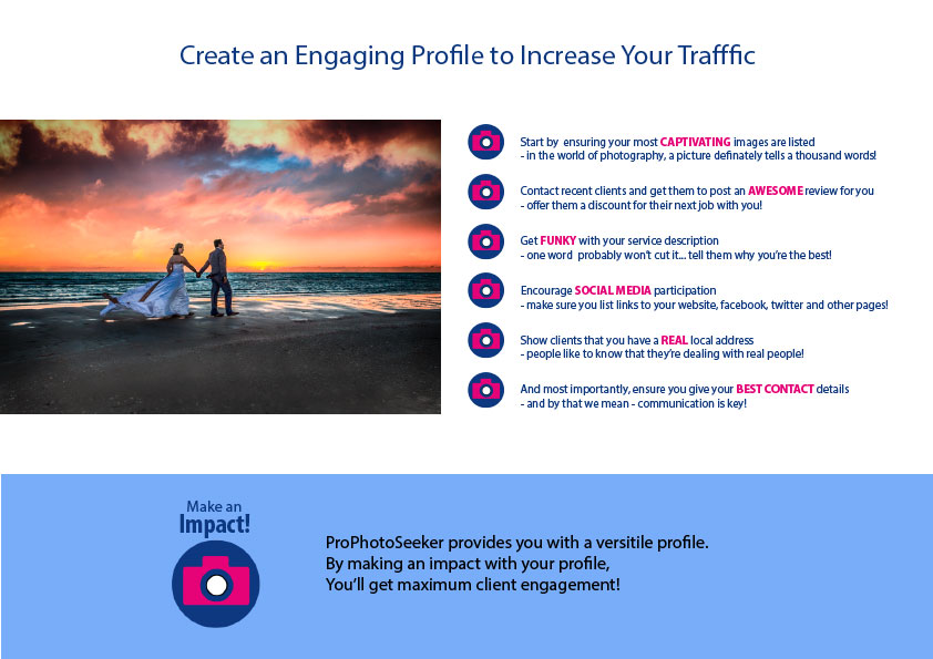 Create an Engaging Profile